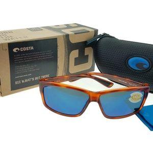 Other - Ut51-obmp Men's Brown Frame Blue Lens Polarized